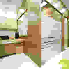 de Artek-Architects & Interior Designers Moderno Madera Acabado en madera