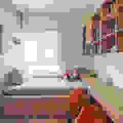 Scandinavian style study/office by 齊禾設計有限公司 Scandinavian