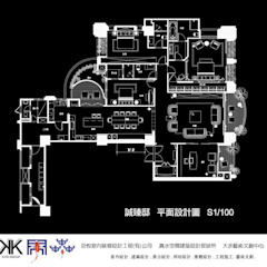 Classic style yachts & jets by 京悅室內裝修設計工程(有)公司|真水空間建築設計居研所 Classic