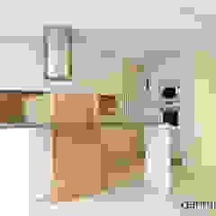 Cucina in stile scandinavo di Danma Design Scandinavo PVC