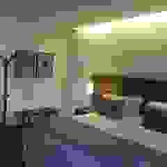 Moderne Schlafzimmer von luciana zeitel & marcella libeskind arquitetura e interiores Modern