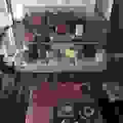 Moderne Wohnzimmer von luciana zeitel & marcella libeskind arquitetura e interiores Modern