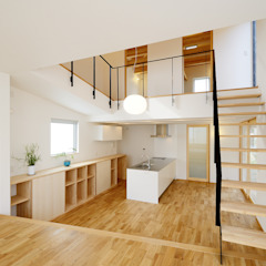 من スタジオグラッペリ 1級建築士事務所 / studio grappelli architecture office حداثي