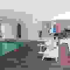 Verbouwing Woonhuis te Veghel Moderne zwembaden van Wessel van Geffen Architecten Modern