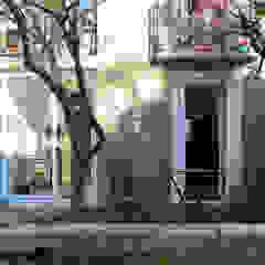 Edifício Carvalho . Reabilitação . Lisboa . 2012-2016 Jardins ecléticos por Atelier Alvalade Eclético