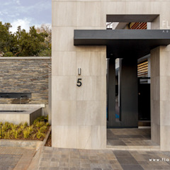 Salida del Sol Morningside Modern houses by Flaneur Architects Modern