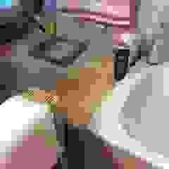 Antes por Poliwork - Remodelação de Casas de Banho