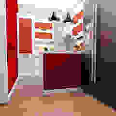 لقطات بسيطة من تصميماتنا الداخلية من EHAF Consulting Engineers حداثي