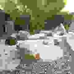 من landscapeABC studio garden design ريفي حجر