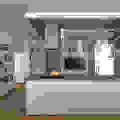 Cocinas de estilo moderno de Architetto Luigia Pace Moderno Madera Acabado en madera