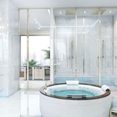  Creative interiors design by Katrina Antonovich by Luxury Antonovich Design Scandinavian
