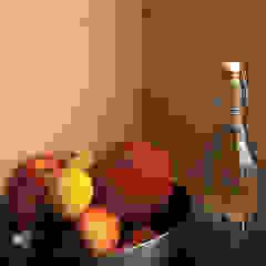 Leem creëert sfeer en kleur. En een gezonde, aangename woon- en werkomgeving Mediterrane keukens van Eco-Logisch Mediterraan