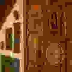 CASA DA FAZENDA Paredes e pisos coloniais por Mariana Chalhoub Colonial