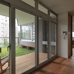 by 前置建築 Preposition Architecture Modern