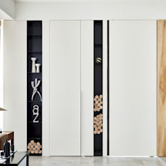 من 理絲室內設計有限公司 Ris Interior Design Co., Ltd. تبسيطي