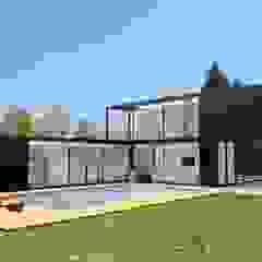 Casas de estilo industrial de PRISCILLA BORGES ARQUITETURA E INTERIORES Industrial