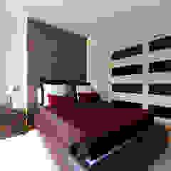 Camera ospiti Camera da letto moderna di MBquadro Architetti Moderno