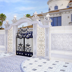 Architecture Masterpieces of Katrina Antonovich Classic style houses by Luxury Antonovich Design Classic