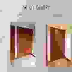 Closets en madera Erick Becerra Arquitecto