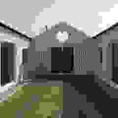 디귿집 러스틱스타일 정원 by 에이오에이 아키텍츠 건축사사무소 (aoa architects) 러스틱 (Rustic)