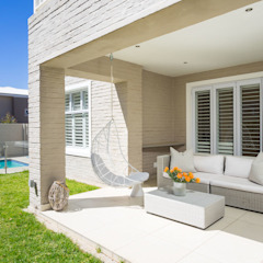 Jardines de estilo minimalista de Principia Design Minimalista