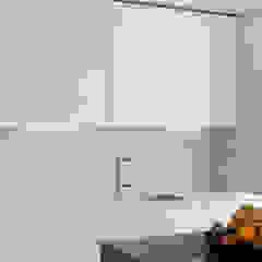 Kitchen DDWH Architects Cocinas de estilo moderno