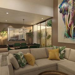Taller Interno Living room