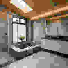 Baños de estilo clásico de 大觀室內設計工程有限公司 Clásico