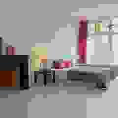 Oud herenhuis in Rijswijk Eclectische slaapkamers van casa&co. Eclectisch Hout Hout
