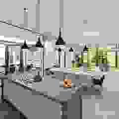 Muse Architects Cucina moderna