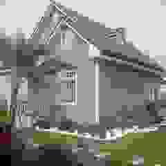 Casas de estilo rural de 晶莊工程有限公司 Rural Metal
