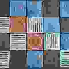 Painel II Espaços comerciais eclécticos por Samuel Silva Eclético Cerâmica