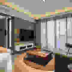Modern living room by 舍子美學設計有限公司 Modern