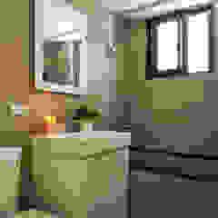 Modern bathroom by 舍子美學設計有限公司 Modern