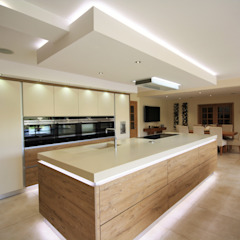 Wickham Bishops, Witham Cocinas de estilo moderno de Kitchencraft Moderno