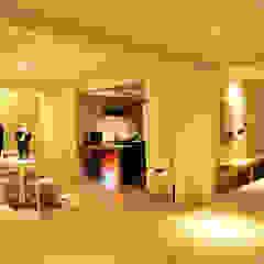 Taller A3 SC Modern Dining Room Concrete White