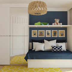 Modern Kid's Room by Flatsdesign Modern