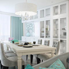 Modern Dining Room by Flatsdesign Modern