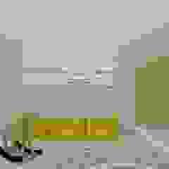 QUARTO INFANTIL MONTESSORIANO Quarto infantil mediterrâneo por UNUM - ARQUITETURA E ENGENHARIA Mediterrâneo