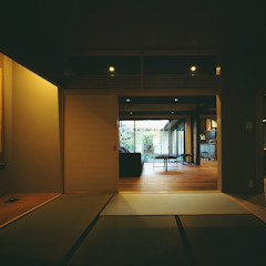 من エム・アイ・エー・アーキテクツ有限会社 أسيوي خشب Wood effect