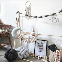 Cinza Design Studio Dormitorios infantiles escandinavos de Cinza Design Studio Escandinavo