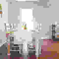 Rustic style dining room by Noelia Ünik Designs Rustic
