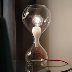 next home collection e.K. Living roomLighting Glass Transparent