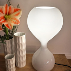 next home collection e.K. Study/officeLighting Glass White