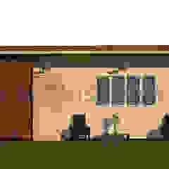 arquitectura peru Arquing3d Casas clásicas Ladrillos Beige