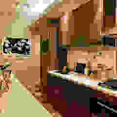 現代廚房設計點子、靈感&圖片 根據 Caterina Raddi 現代風