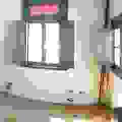 Martinez - 1 Dormitorios eclécticos de AUREA Estudio de Diseño Ecléctico