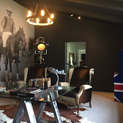 Polo Chic meets Modern Classic by CKW Lifestyle Associates PTY Ltd Colonial