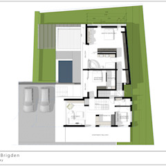 First Floor plan by cld architects
