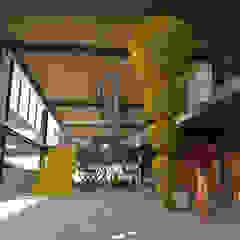 Industriële musea van Promenade Arquitetura Industrieel